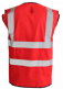Corporate Wear Red Vest